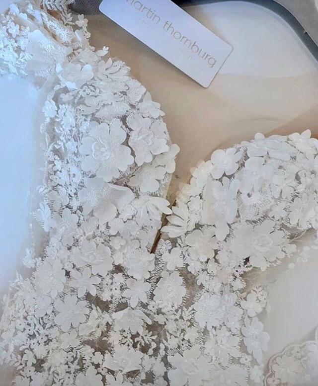 Isabelle's Bridal - Martin Thornburg wedding dress