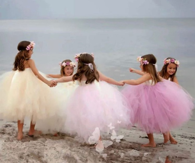 Isabelle's Bridal - Sweet flower girl dresses