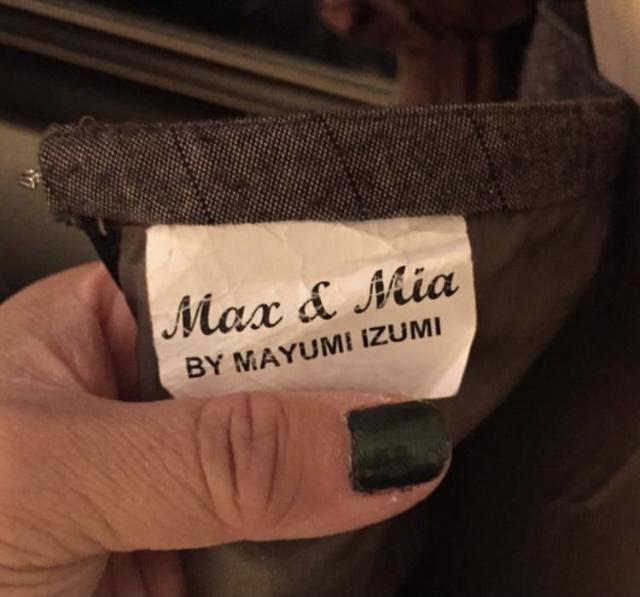 Max & Mia designed by MAYUMI IZUMI