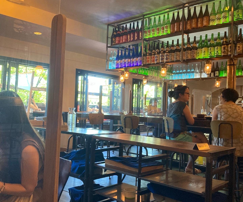 Raisu Restaurant Interior