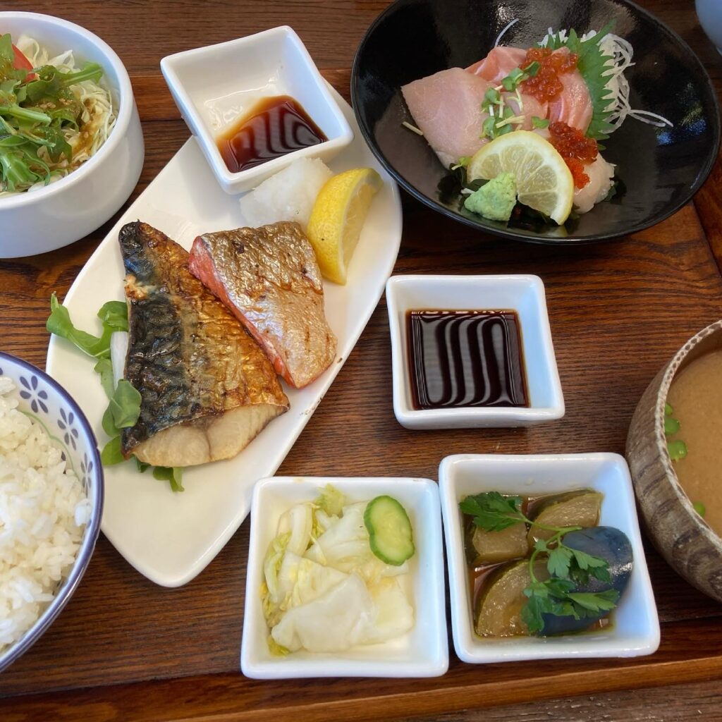 Raisu Lunch Meal Special